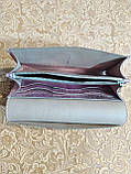 Жіночий гаманець «Мері» з натуральної шкіри, фото 5