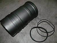Гильза цилиндра ЯМЗ-236, -238 (короткая, с 2008г.) с упл.кольц. (МОТОРДЕТАЛЬ). 236-1002021-Б2