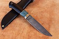 """Нож ручной работы """"Грифон"""" из дамасской стали"""