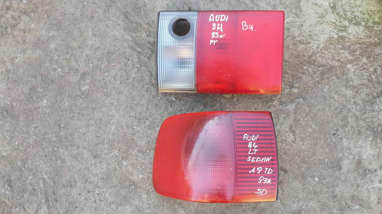 Фонарь левый задний и правый внутренний для Audi 80 B4