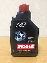 Масло  MOTUL HD 80W-90 1л (317501)