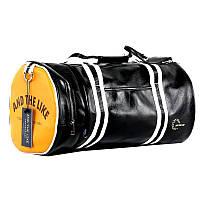 Спортивная сумка And The Like Classic (Black) черная eps-10020