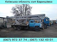 Послуги автовишки для обрізання дерев