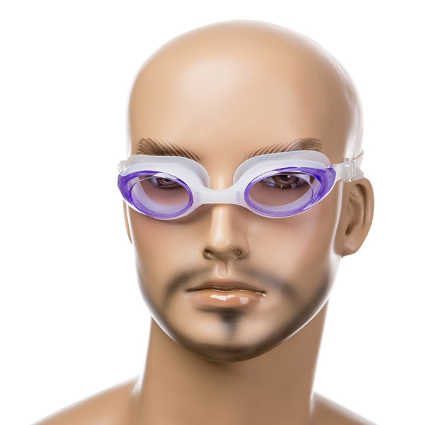 Очки для плавания Dolvor 932 фиолетовый