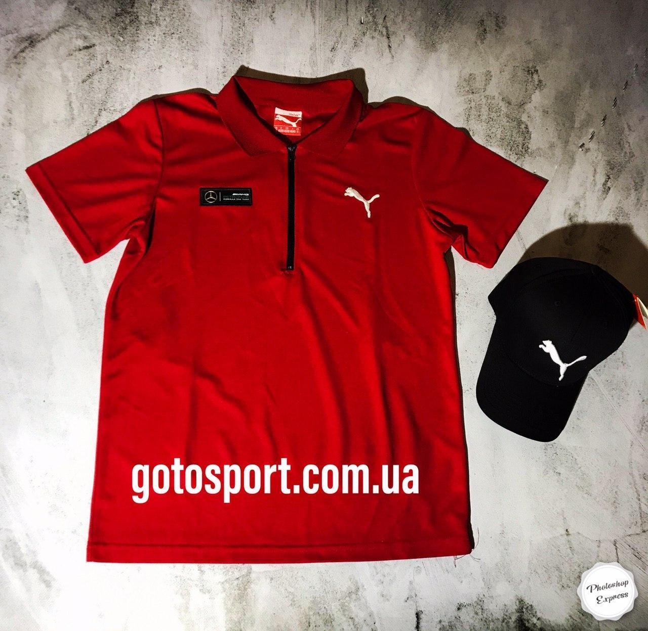 Мужская футболка Puma Merce Polo