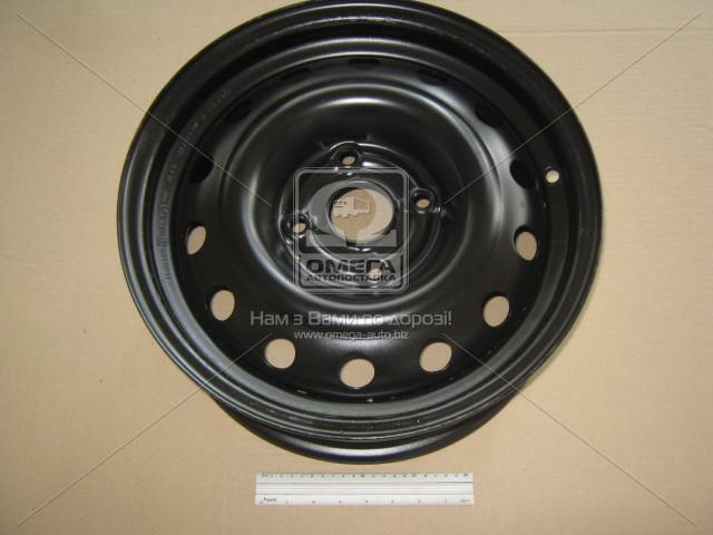 Диск колесный 15х6,0 4x114, 3 Et 39 DIA 57 CHERY FORZA (КрКЗ). 231.3101015.27