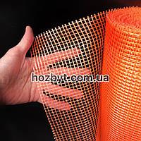 Сетка фасадная 5х5мм 160г/м2, армирующая (стелковолоконная щелочестойкая)