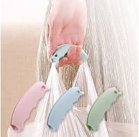 Держатели для пакетов, силиконовые ручки для пакет, фото 1