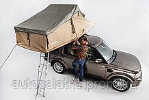 Автомобильная палатка COLUMBUS OVERZONE 1,4м цвет бежевый