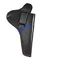 Кобура поясная для револьвера Блеф, МР-313, Гром и сходных конструкцией со скобой, фото 3