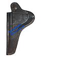 Кобура поясная для револьвера Блеф, МР-313, Гром и сходных конструкцией со скобой, фото 2