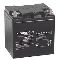 Аккумулятор SPA 12-28 свинцово-кислотный