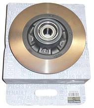 Renault (Original) 432025057R - Задний тормозной диск с подшипником на Рено Кангу 2 D=274mm