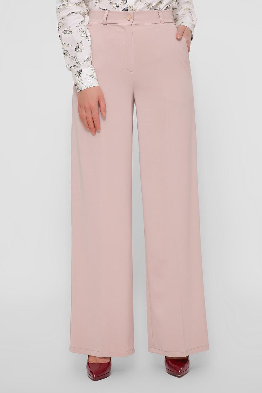 Женские брюки светло бежевые Джери