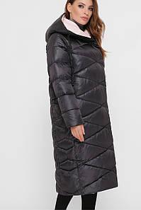 Куртка женская темный графит 8230