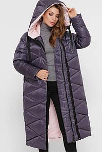 Куртка женская графит 8230