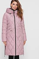 Куртка женская пудра М-99