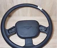 Рулевое колесо УАЗ нового образца ЛЮКС (руль), фото 1