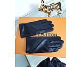 Мужские кожаные перчатки, фото 2