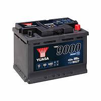 Yuasa YBX 9027 AGM Start Stop 60Ah EN 680A R+