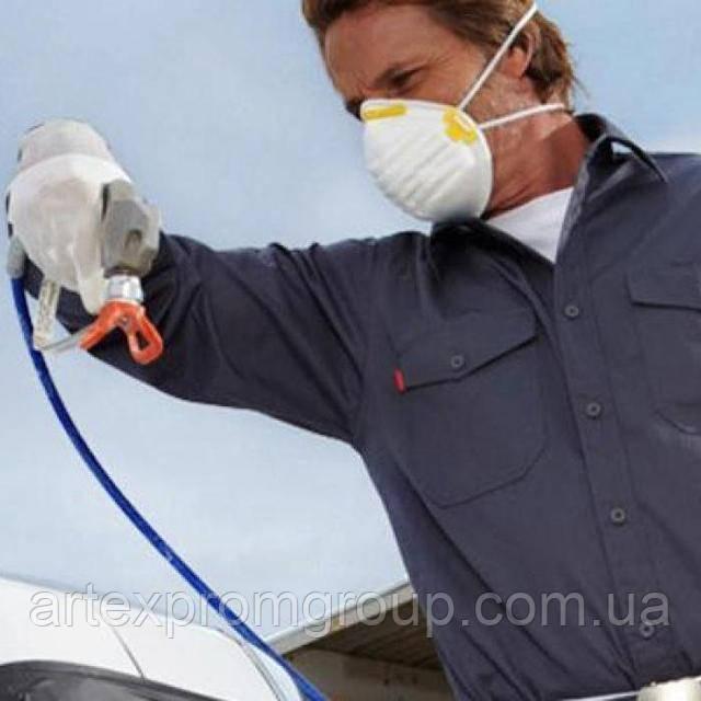 Респиратор для защиты от пыли фото