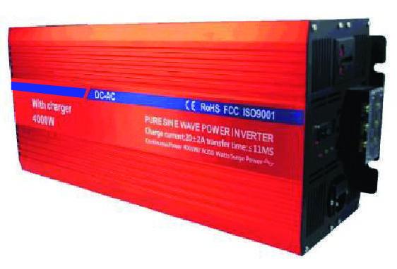 Несетевой инвертор А-24P500/C с зарядом (с функцией ИБП, фото 2