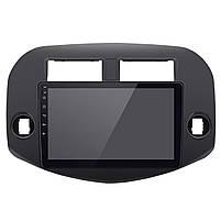 "Штатная автомагнитола 10"" Toyota RAV4 (2007-2012г.) 2/32 Гб GPS Wi-Fi мощность 4x45 Вт Android 8.1 Go, фото 3"