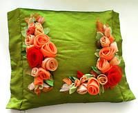 """Декоративні подушки """"Букетик"""", фото 1"""