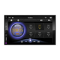 "Автомобильная 2DIN магнитола Lesko 8700U экран 7"" 1024х600 на Android мощность 4х60 Вт microSD Wi-Fi GPS"