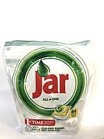 """Капсулы для посудомоечной машины Jar  """" All in One"""", 86 шт"""