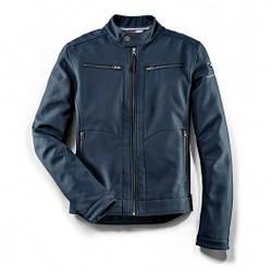 Оригинальная мужская куртка BMW Motorrad Softshell Jacket, Logo Vest, Men, Blue, артикул 76898351715
