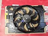 Вентилятор охлаждения радиатора с диффузором Renault Capture (Original 214818009R)