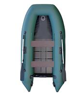 Лодка Parsun с псевдокилем (аэрдек), закрытая передняя часть, 3м