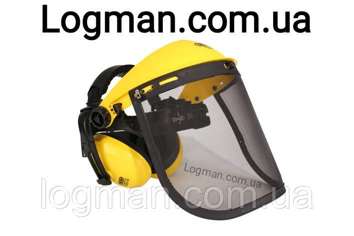 Защитная маска Oregon (сетка + наушники)