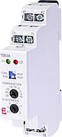 Термостат ETI TER-3A (-30..+10) 24-240V AC/DC 16A_AC1 2471801 (реле контроля температуры)