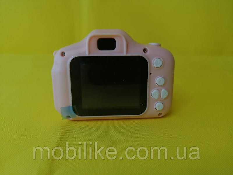 Детский цифровой фотоаппарат Summer Vacation Cam (розовый)