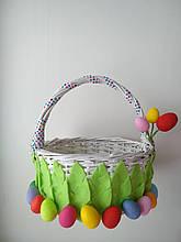 Дитячий кошик до Великодня, кошик до Великодня