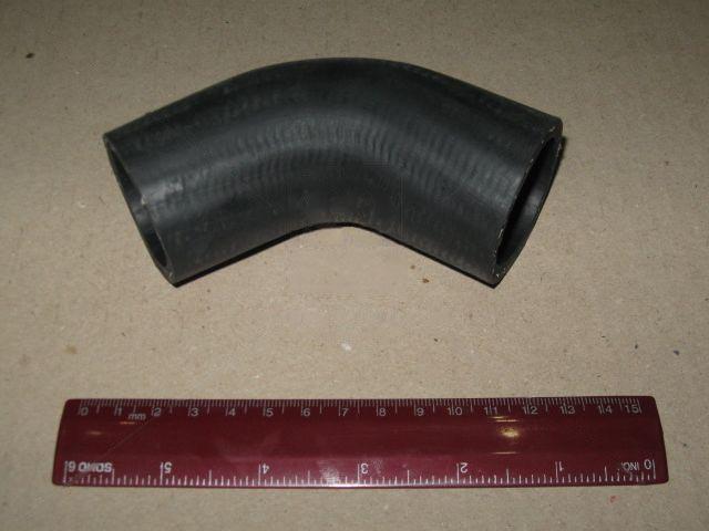 Патрубок радиатора МТЗ L=130 нижний (покупн. МТЗ). 50-1303062-Б2