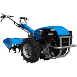 Мотоблок FORTE МД-81 фреза 1.2м. плуг
