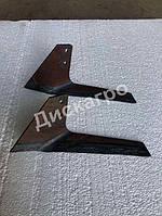 Лапа бритва стрельчатая КРН левая правая, Культиватор КРН 5.6