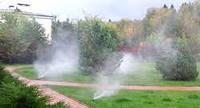 Консервация системы автоматического полива на зимний период