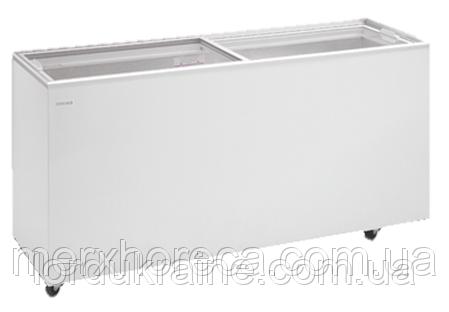 Ларь морозильный со стеклом TEFCOLD IC700SC-P