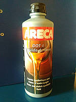 Тормозная жидкость ARECA DOT4 (500мл.)