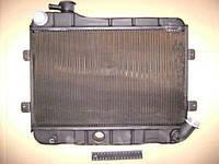 Радиатор охлаждения ВАЗ 2101, 2102 (2-х рядный) (г.Оренбург). 2101-1301.012-90