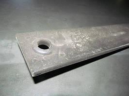 Лист рессоры коренной №1 передней КАМАЗ 65115 на 11 листовую рессору (Чусовая). 65115-2902101
