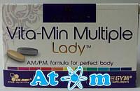 Витамины и Минералы - Vita-Min Multiple Lady - Olimp - 40 таб