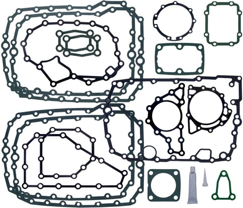 Комплект прокладок КПП ZF