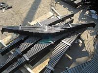 Рессора задняя КАМАЗ 55111 9-листовая (облегченная из стали ПП) (Чусовая). 55111-2912012-02