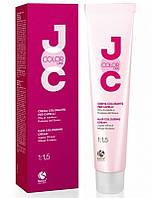 JOC COLOR Крем-краска с маслом жожоба и протеинами пшеницы 100мл (901 суперосветляющий ультрасетлый блондин пепельный)