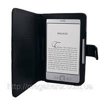 Кожаный чехол кейс для Amazon Kindle 4